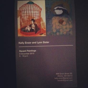 Kelly Enzor-Artist