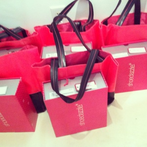 Shoedazzle Swag Bags, Lace Cosmetics, Real Housewives of Atlanta