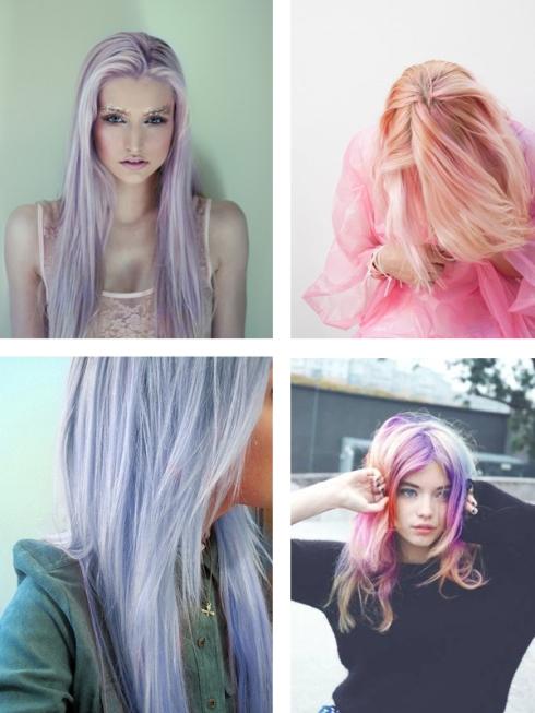 unicorn hair-elle & blair