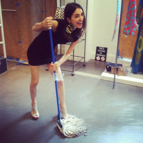 fab mopping
