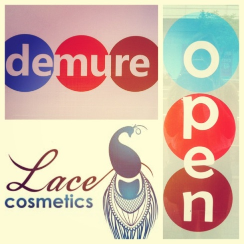 demure grand opening atlantic station