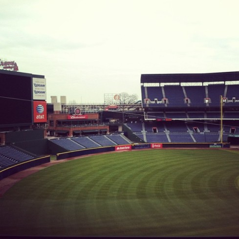 atlanta braves turner field