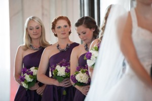 lace on-location-bridal party